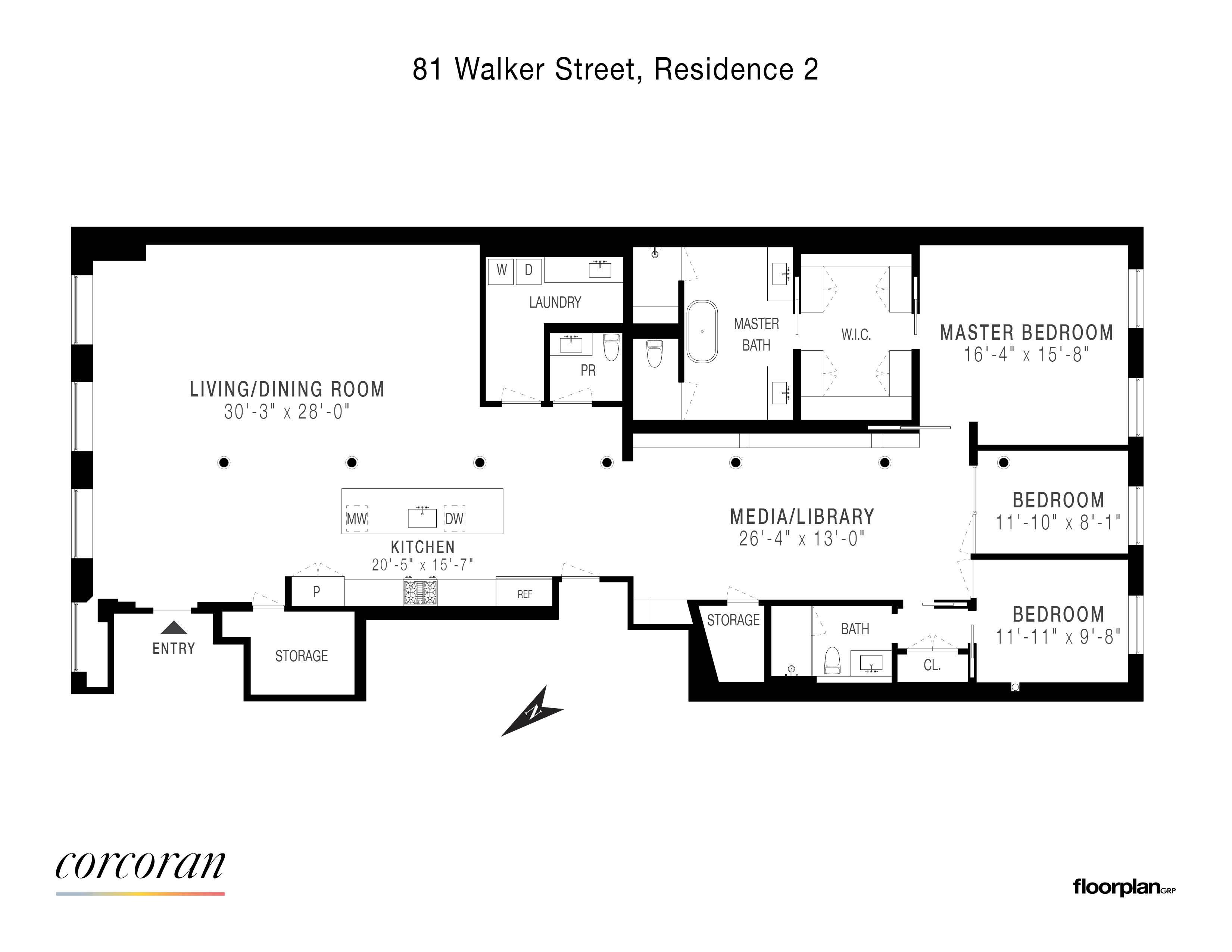 81 Walker Street Tribeca New York NY 10013
