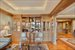 860 Fifth Avenue, 9/10HK, Library with custom millwork