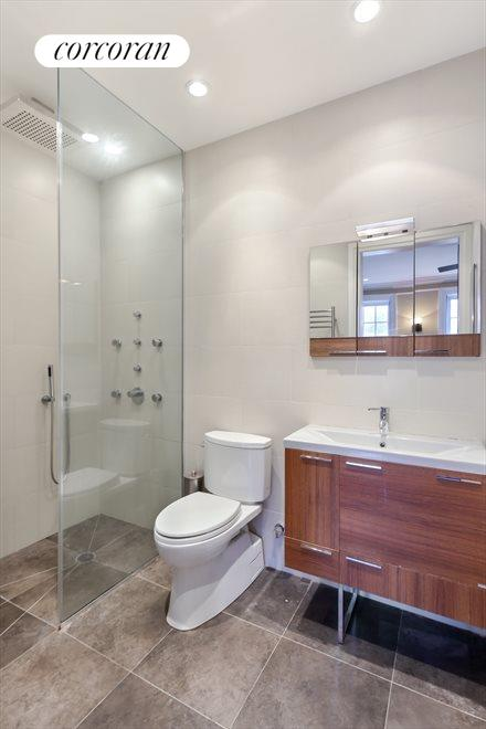 Renovated Bathrooms Throughout