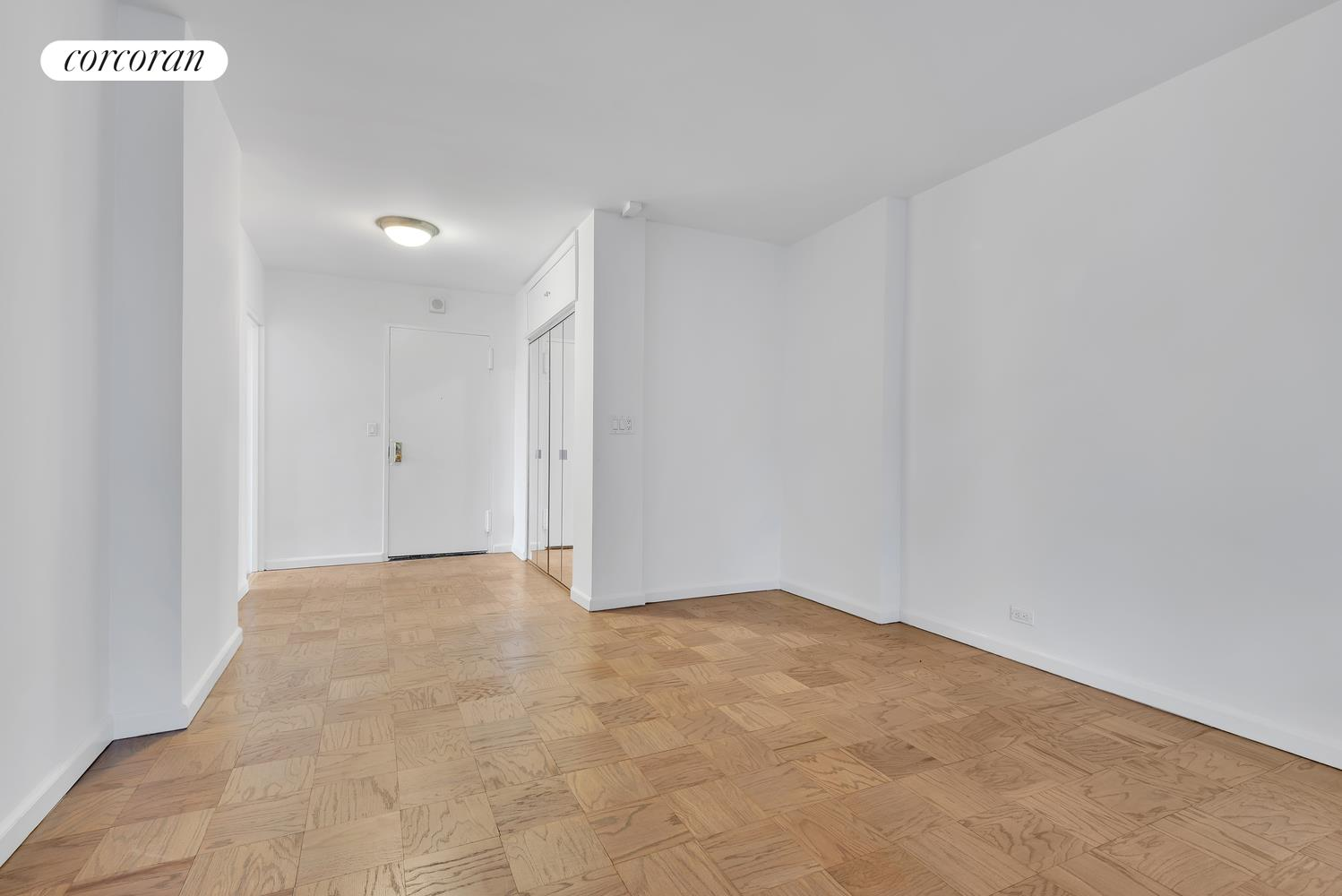 159 West 53rd Street, 31G, Living Room